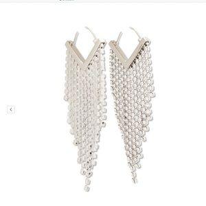 Isabel marant chandelier earrings originally $545